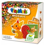 Playmais Mosaïc : Petite forêt