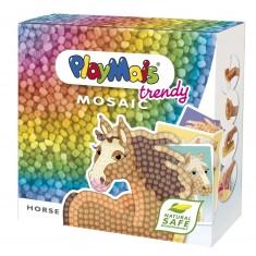 Playmais Trendy Mosaic : Cheval