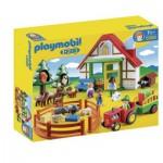 Playmobil 5058 - 1.2.3 - Coffret Maison forestière et animaux