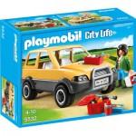 Playmobil 5532 - City Life - Vétérinaire avec voiture et matériel médical