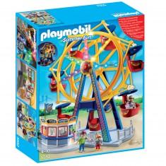 Playmobil 5552 - Summer Fun - Grande roue avec illuminations