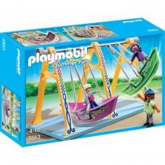 Playmobil 5553 - Summer Fun - Bateaux à bascule