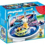 Playmobil 5554 - Summer Fun - Attraction avec effets lumineux