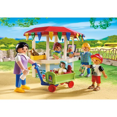 playmobil  city life grand zoo
