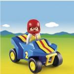Playmobil 6782 - 1.2.3 - Quad