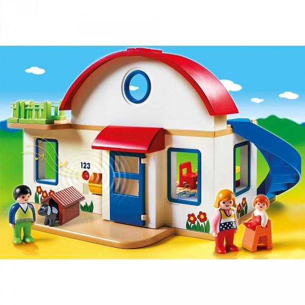 6784-Maison de Campagne de Playmobil