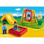 Playmobil 6785 - 1.2.3 - Enfants et parc de jeux