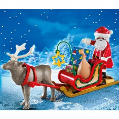 Playmobil : 5590 : Père Noël avec traîneau