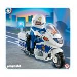 Playmobil 4262 : Motard de police
