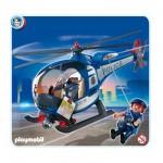 Playmobil 4267 : Hélicoptère de police