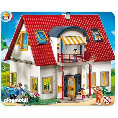 Vite maison playmobil 50 eur for Maison moderne feber