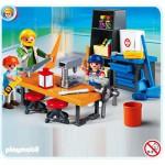 Playmobil 4326 - Classe de technologie