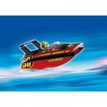 Playmobil 4341 : Hors bord à emporter