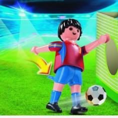 Playmobil 4730 : Joueur équipe Espagne