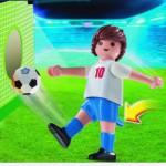 Playmobil 4732 : Joueur équipe Angleterre