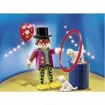 Playmobil 4760 - Clown dresseur de chiens