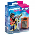 Playmobil 4784 : Chanteur de rock avec guitare