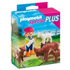 Playmobil 4785 : Enfant avec chèvres