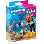 Playmobil 4786 : Plongeur avec appareil photo