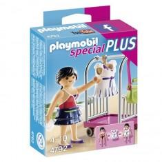 Playmobil 4792 : Spécial Plus : Top modèle et portant pour vêtements