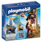 Playmobil 4798 : Super 4 : Barbe de requin