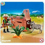 Playmobil 4833 : Chasseur avec piège