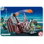 Playmobil 4840 : Chevaliers Dragons Verts et catapulte