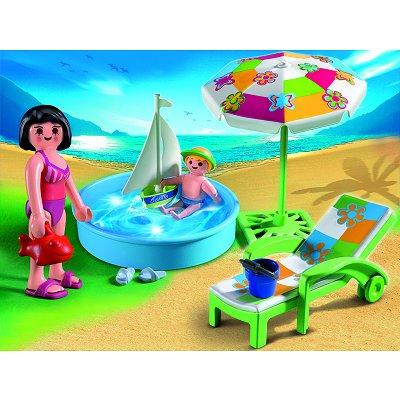 playmobil 4864 pataugeoire jeux et jouets playmobil avenue des jeux. Black Bedroom Furniture Sets. Home Design Ideas