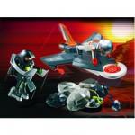 Playmobil 4877 : Jet de détection des Agents Secrets