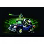 Playmobil 4878 : 4x4 du Robo-Gangster