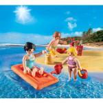 Playmobil 4941 : Oeuf surprise Maman et enfants à la plage
