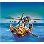 Playmobil 4942 : Oeuf surprise Pirate avec barque et trésor