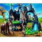 Playmobil 5100 : Grotte préhistorique avec mammouth