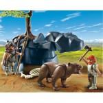 Playmobil 5103 : Hommes préhistoriques avec ours