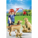 Playmobil 5109 - Famille de Golden Retrievers