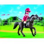 Playmobil 5112 : Pur-sang arabe et jockey