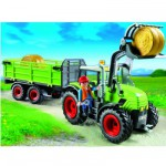 Playmobil 5121 : Grand tracteur avec remorque
