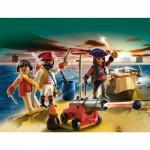 Playmobil 5136 : Equipage de pirates avec armes