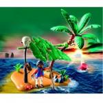 Playmobil 5138 : Ile déserte et naufragé