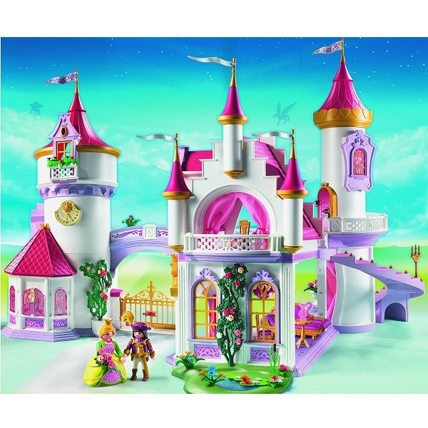 Playmobil 5142 palais de princesse jeux et jouets for Playmobil princesse 5142