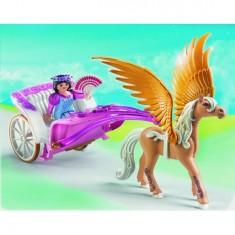 Playmobil 5143 : Carrosse avec cheval ailé