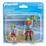 Playmobil 5164 : Duo Pirate avec moussaillon