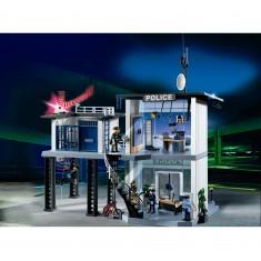 Playmobil 5182 : Commissariat de police avec système d'alarme