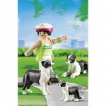 Playmobil 5213 - Famille de Borders Collies
