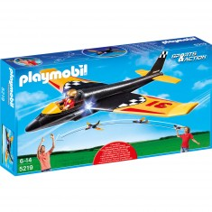 Playmobil 5219 : Planeur de course