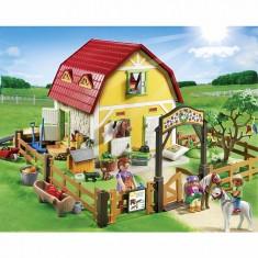 Playmobil 5222 : Ranch avec poneys