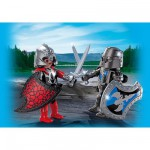 Playmobil 5240 : Duo Pack : Duel de chevaliers