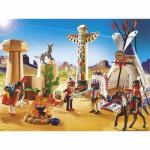 Playmobil 5247 - Camp des Indiens avec tipi