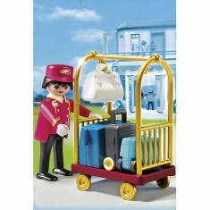 Playmobil 5270 : Bagagiste