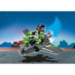 Playmobil 5281 : Oeuf : Jet d'attaque du Robo-Gang